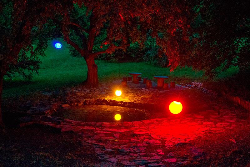 Tilen Sepič: Svetlobni oscilator