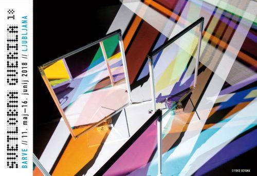 Svetlobna gverila: Barve Yoko Seyama