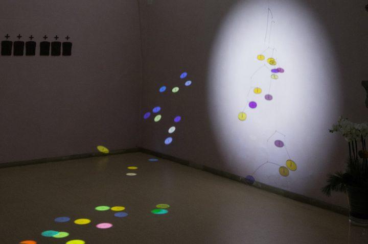 YOKO SEYAMA: Melody Dots 14 – Colour and Saiyah #2