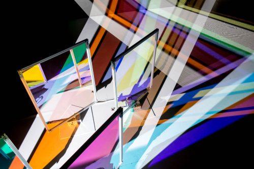 Yoko Seyama: Melody Dots 14 – Colour & Saiyah #2