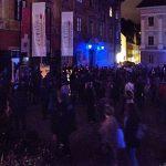 SVETLOBNA GVERILA: Meje 13. mednarodni festival svetlobe, 16. maj−15. junij 2019, Ljubljana